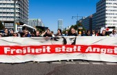 Freiheit statt Angst 2014: 30. August in Berlin