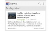 Google News: Mobile Version mit neuem Design