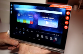 Lenovo Yoga Tablet 2 10: Das große Android-Tablet der Yoga-Reihe im Hands on-Video