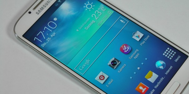 Video: Samsung Galaxy S4 im offiziellen Hands-on-Film