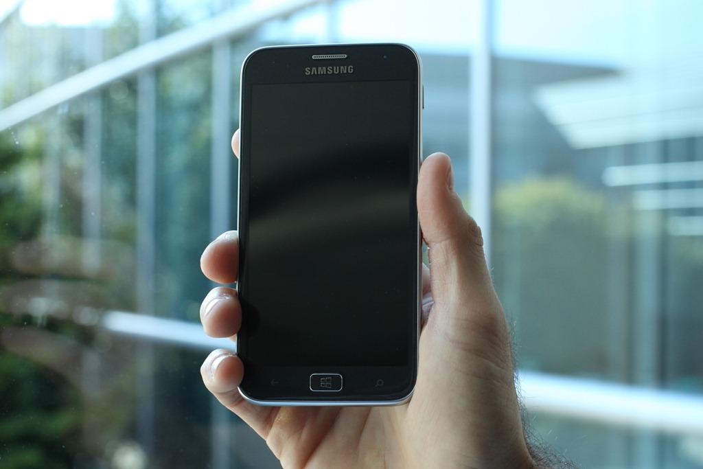 Samsung ATIV S: Bilder und Spezifikationen