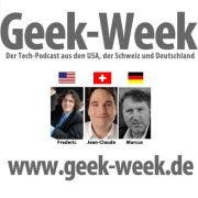 Geek-Week Tech Podcast mit Sascha Pallenberg