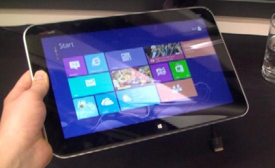 11,6 Zoll HP Envy X2 mit Windows 8 im Hands On auf der IFA