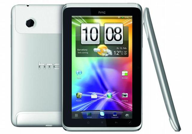 Bericht: HTC killt 12inch Tablet mit Windows RT, dafür 7incher mit RT & Android im Herbst