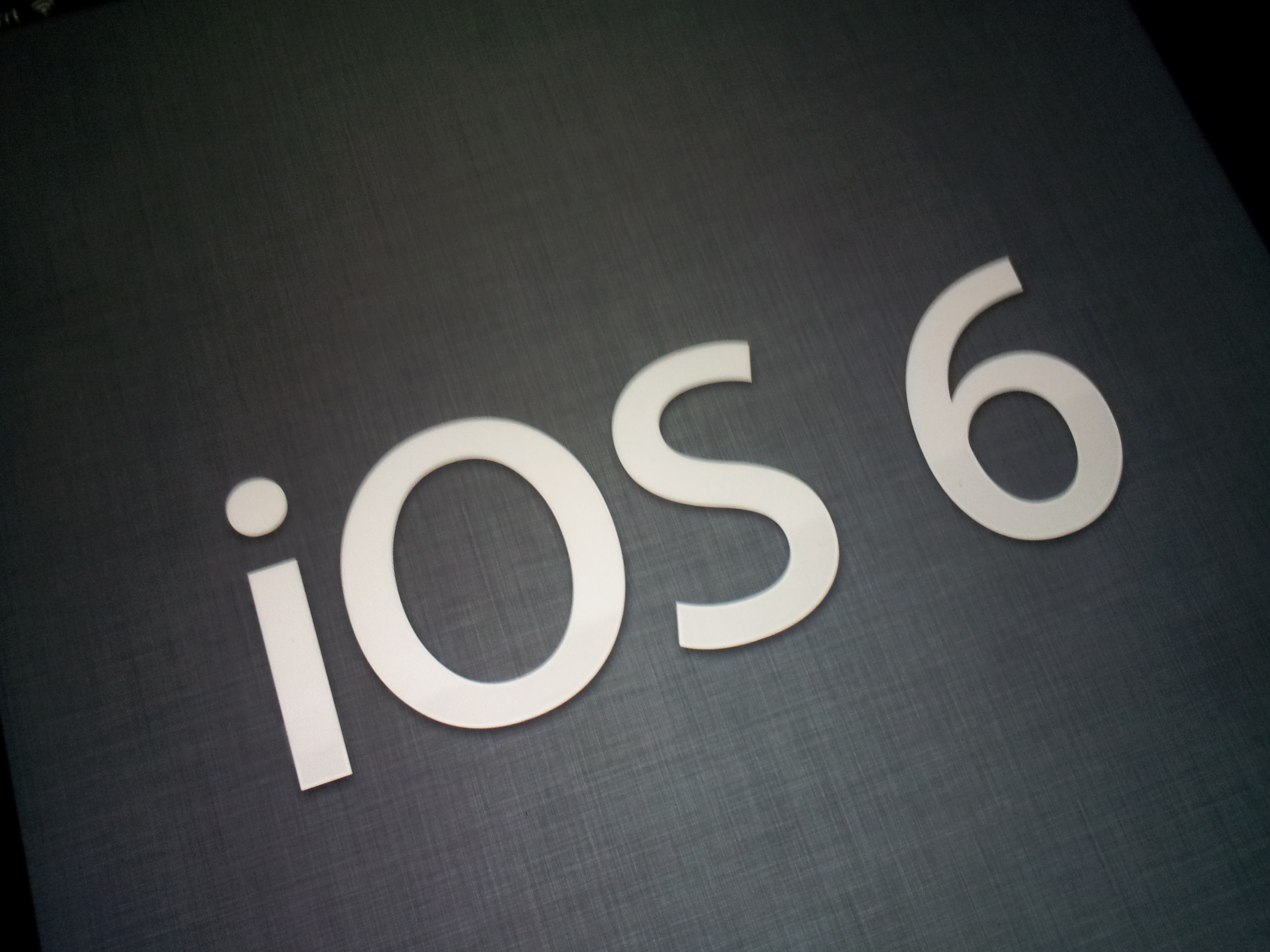 Top 10 Features in iOS6 beim iPad
