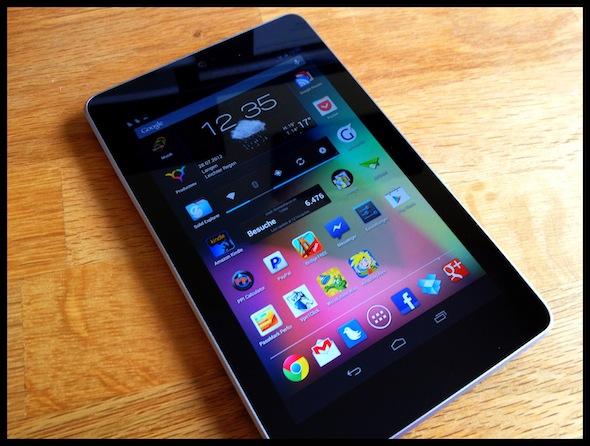 Schickt Google noch dieses Jahr ein Nexus 7 Tablet für 99 Dollar ins Rennen?