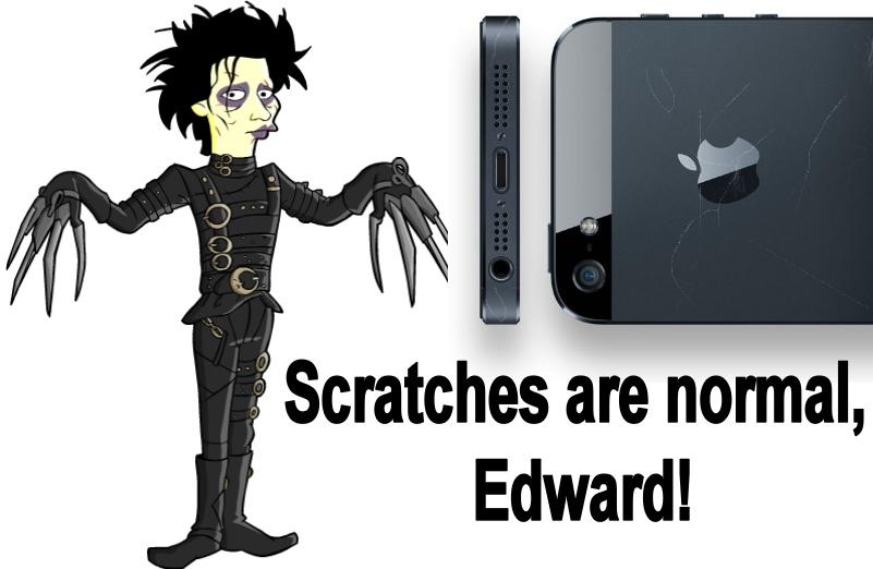 Apple Scuffgate immer noch ein Problem?