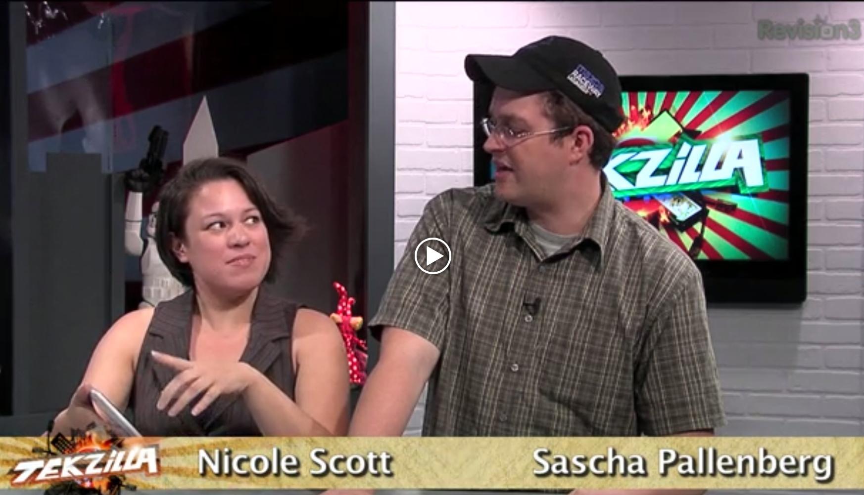 Nicole und Sascha zeigen $50 Tablets bei Tekzilla