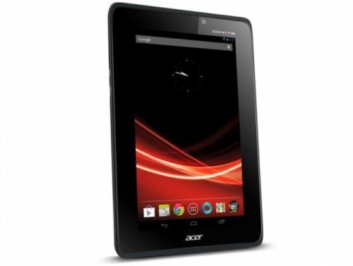 Acer kündigt 7inch Billig-Tablet für 150 Euro an – Erste Daten bekannt?