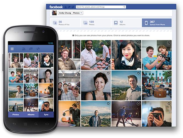 """Facebook: """"cold storage"""" für selten abgerufene Fotos"""