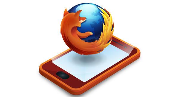 Neue Mockups von Firefox OS