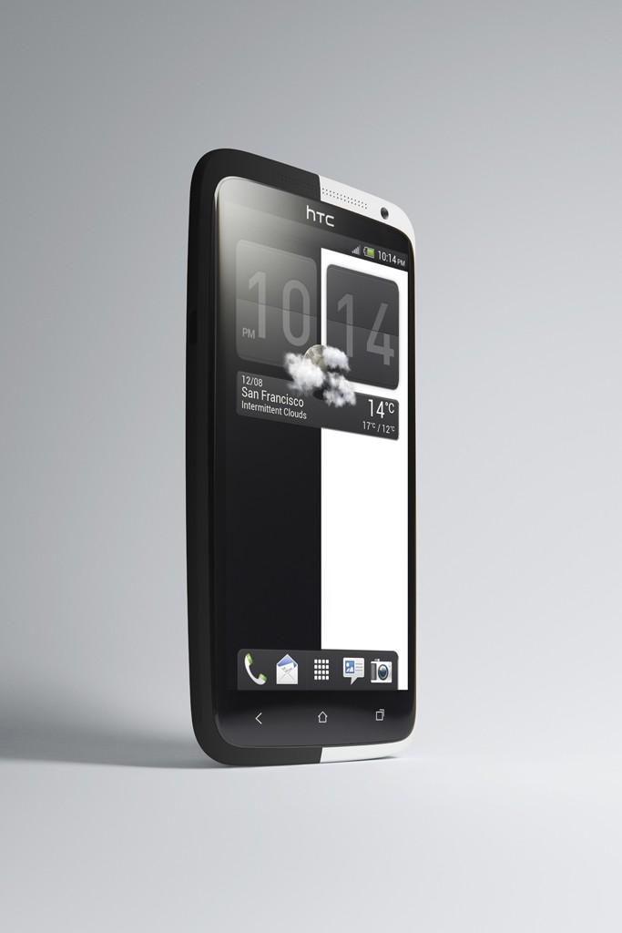 HTC One X als schwarz-weisse Cushnie et Ochs Limited Edition