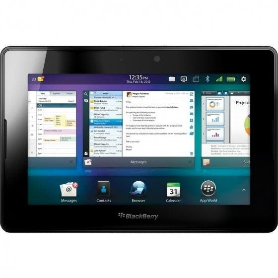 PlayBook Tablet bekommt Update auf BlackBerry 10 – Neues Leben für das Schnäppchen-Tablet?