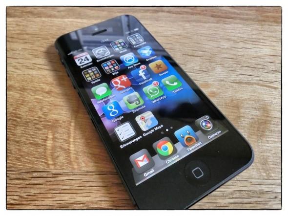 Apple verletzt mit iPhone 3 Patente von MobileMedia Ideas