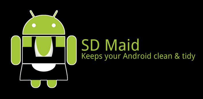Die SD Karte aufräumen und sauber halten mithilfe von SD Maid fuer Android
