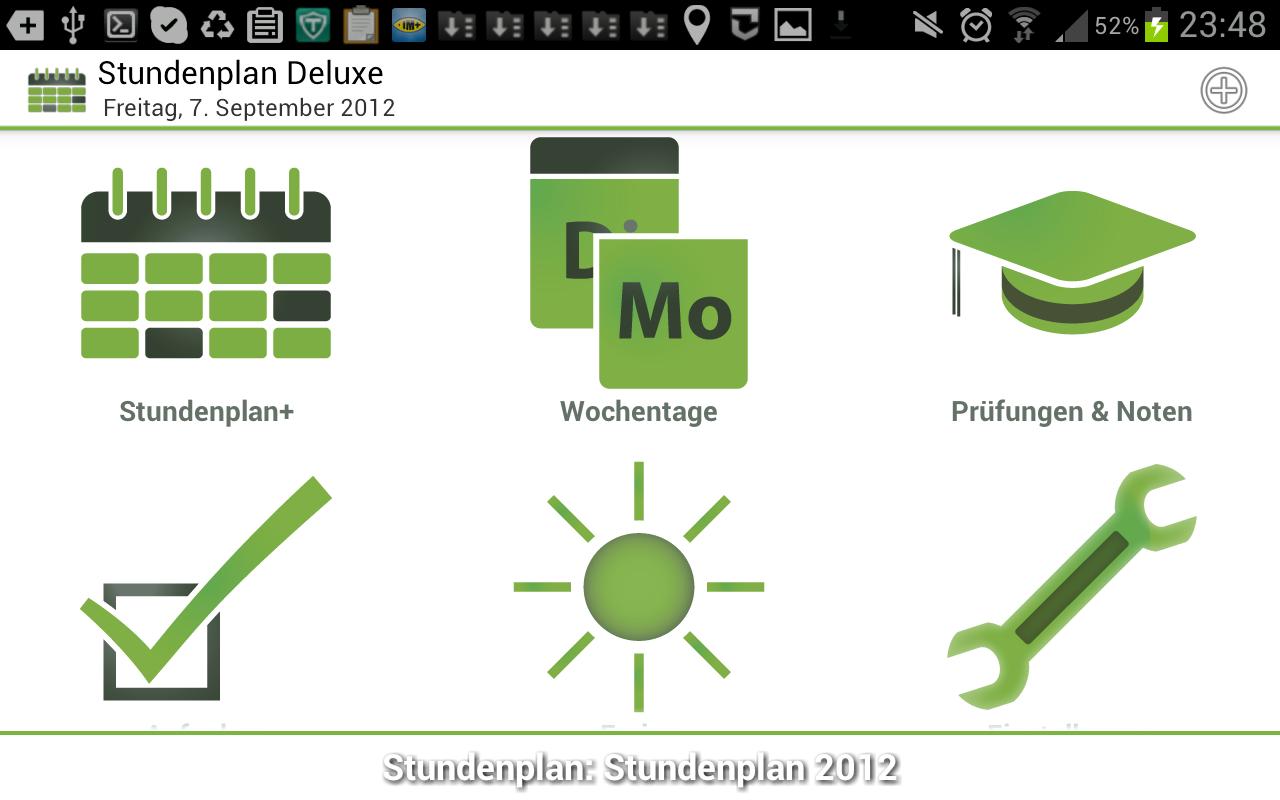 Zum Semesterbeginn: Android-Apps für Studenten