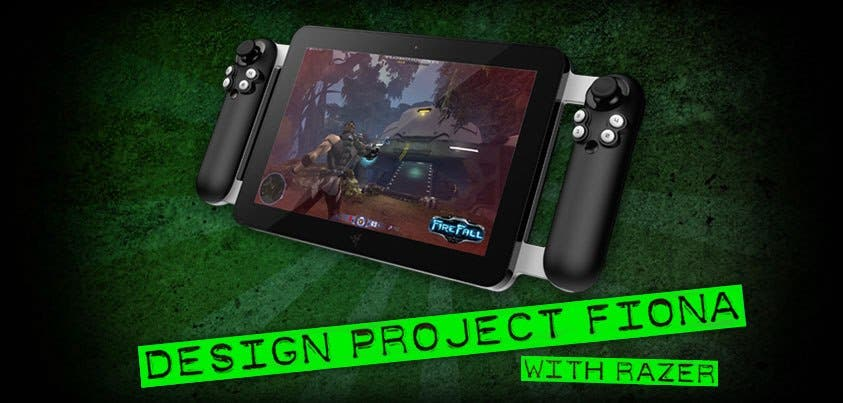 Razer Project Fiona – Gaming Tablet geht in Serienproduktion