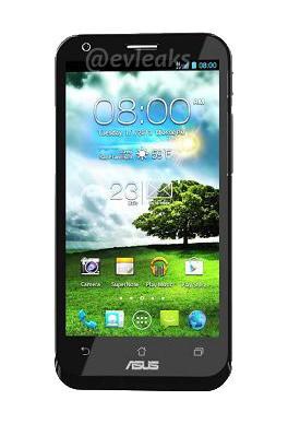 High-End-Smartphone von ASUS mit 5+ Zoll & Intel Atom-CPU im Juni?