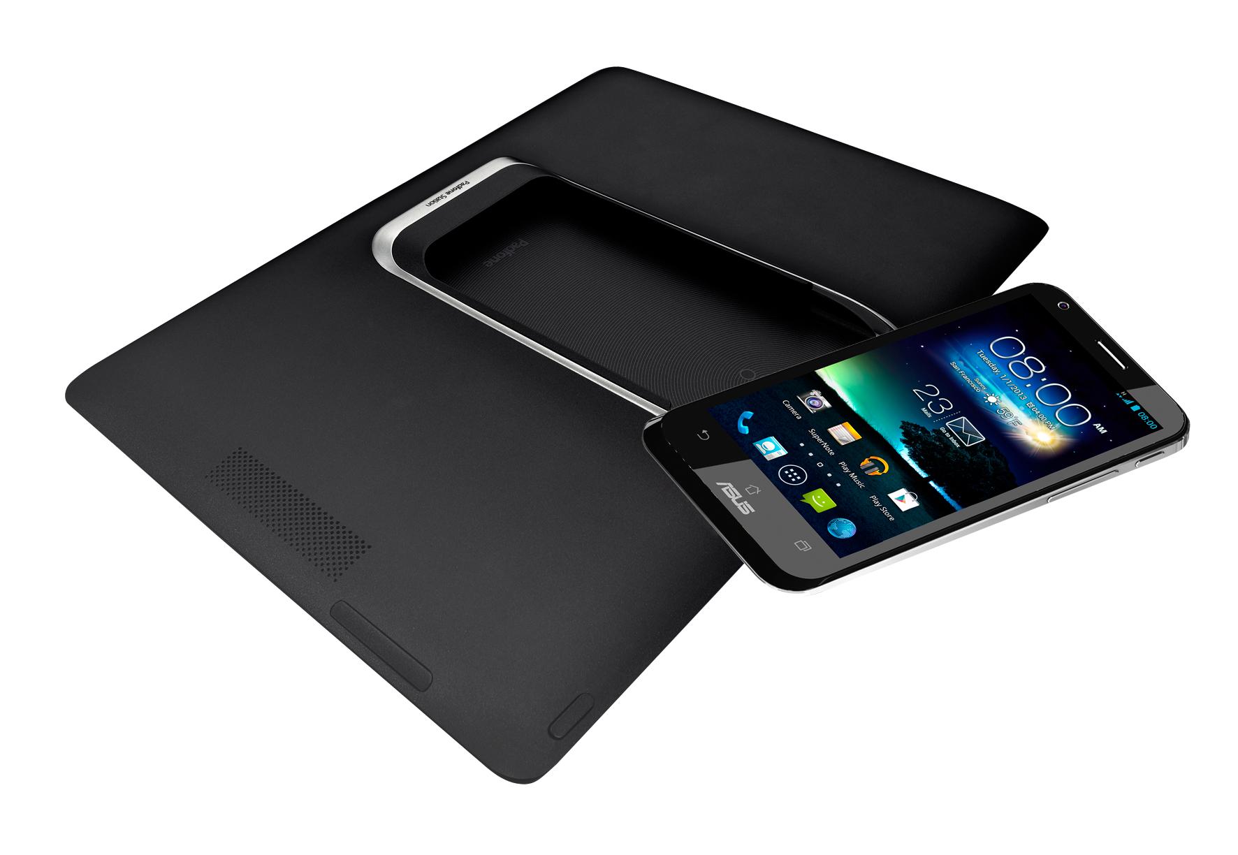 ASUS Padfone 2 fast 1 Mio. Mal verkauft – Neues Modell (& weitere Smartphones) zum MWC?