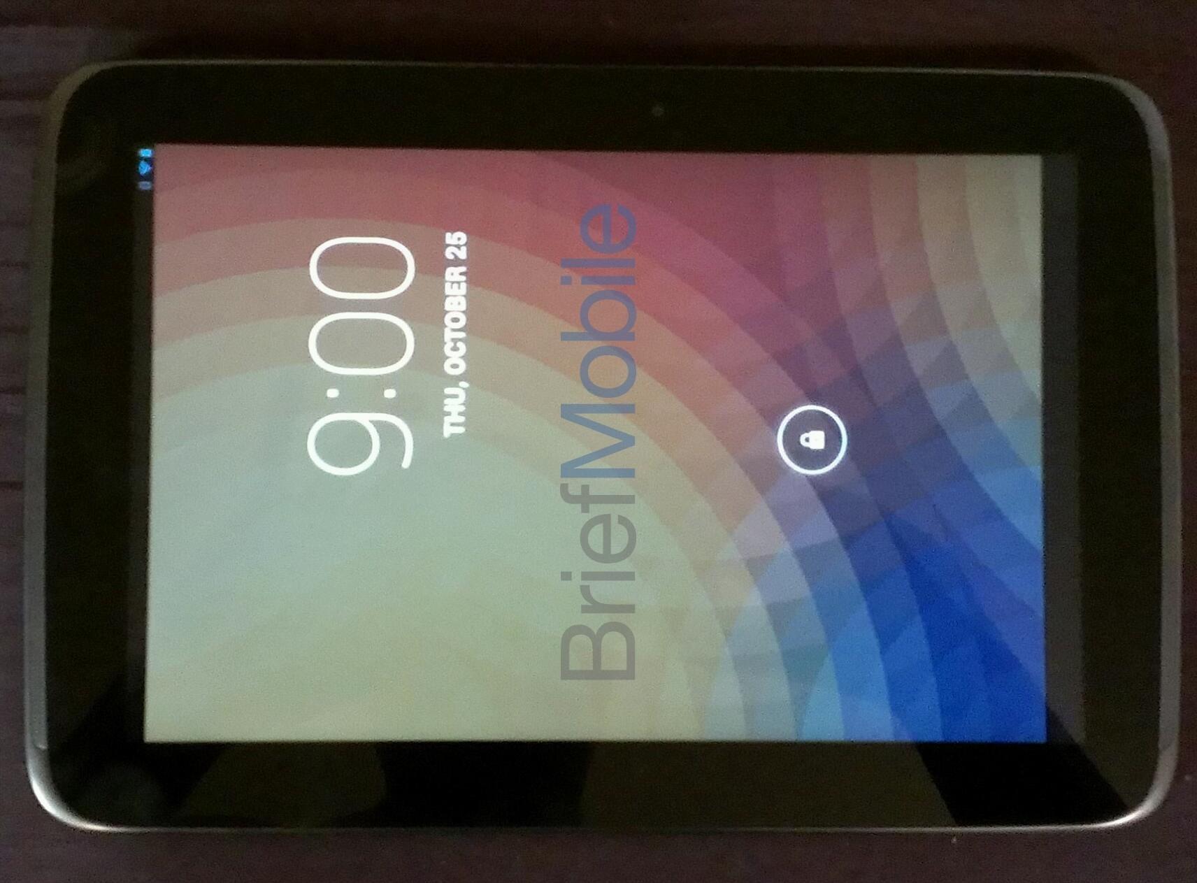 Google Nexus 10 geleakt – Alle Daten zum neuen Android 4.2 Tablet mit Exynos 5250
