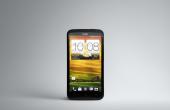 HTC One X+ FRONTON-BLACK