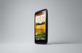 HTC One X+ LEFT-Black
