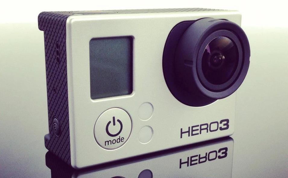 GoPro's neue Hero3 Kamera vorgestellt!