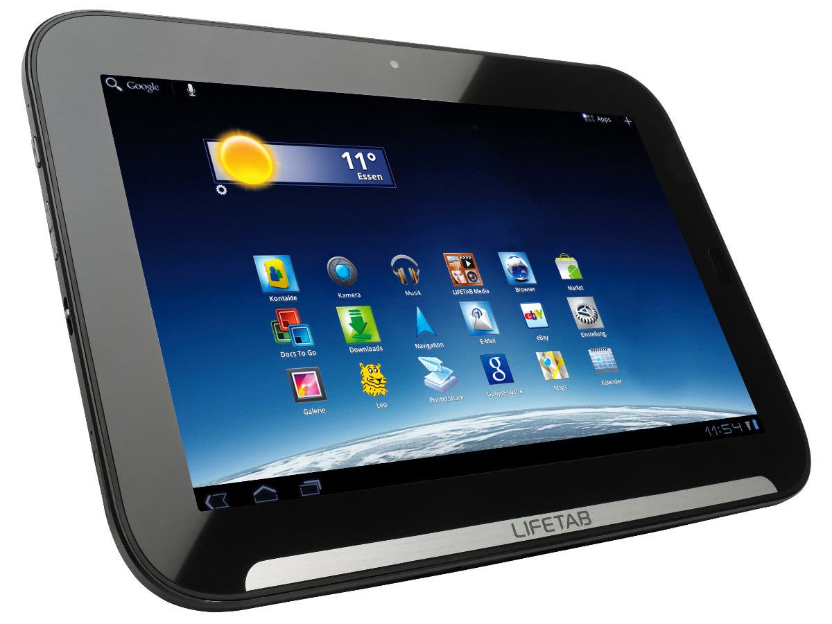 Medion Lifetab P9516 (MD 99101) Tablet ab 08. November 2012 bei Aldi-Nord
