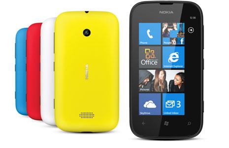 nokia lumia 510 guenstiges neues windows phone im hands. Black Bedroom Furniture Sets. Home Design Ideas