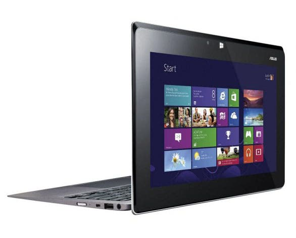 ASUS Taichi Convertible Notebook im Hands on Video