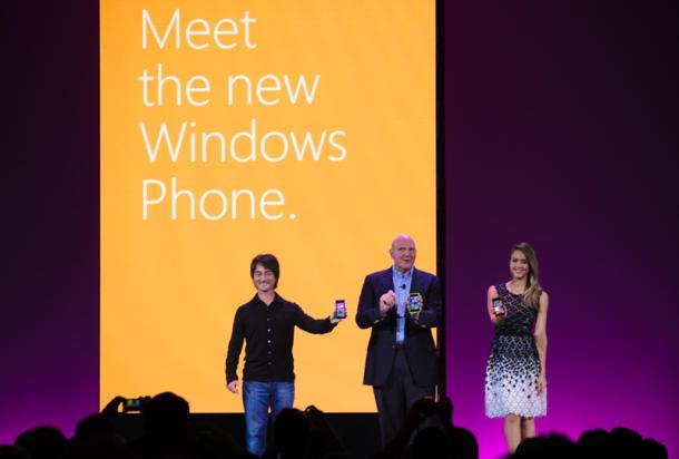 Steve Ballmer: Windows Phone Verkäufe 4 mal so hoch wie im Vorjahr