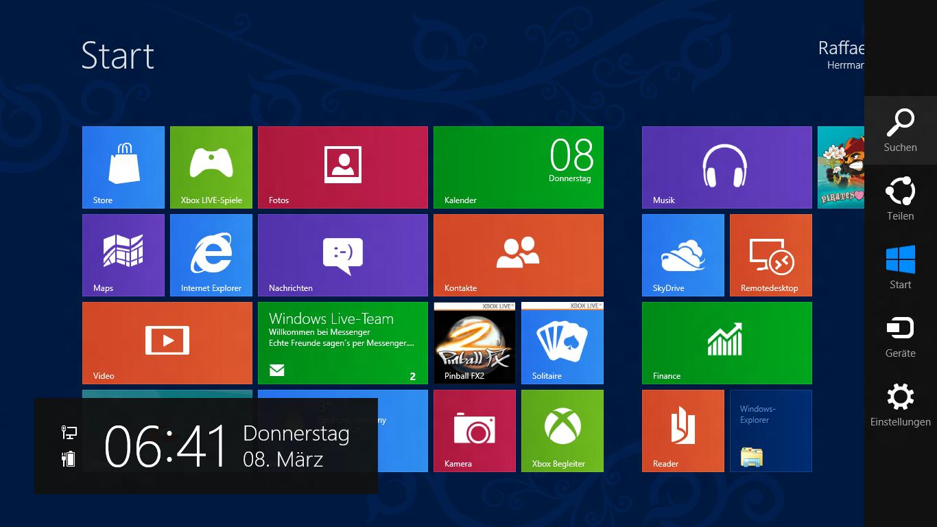Neuer Patentkrach: Microsoft wegen Live Tiles verklagt