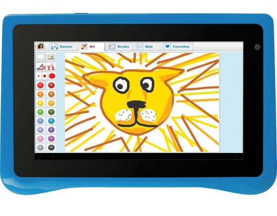 $150-Tablet für Kinder: Ematic FunTab Pro