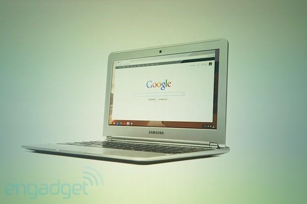 Google und Samsung stellen 11.6 Zoll Chromebook auf ARM-Basis vor