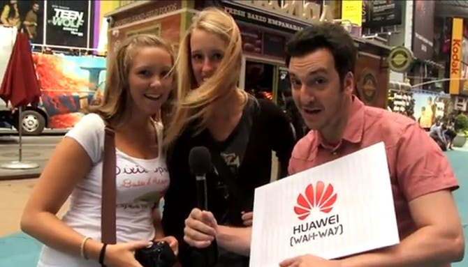 Huawei Ascend Mate: 6.1 Zoll Phablet auf dem Weg