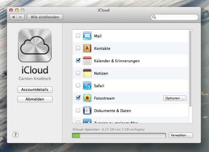"""Apple iCloud: Es """"funktioniert einfach"""" gilt nicht für Entwickler?"""