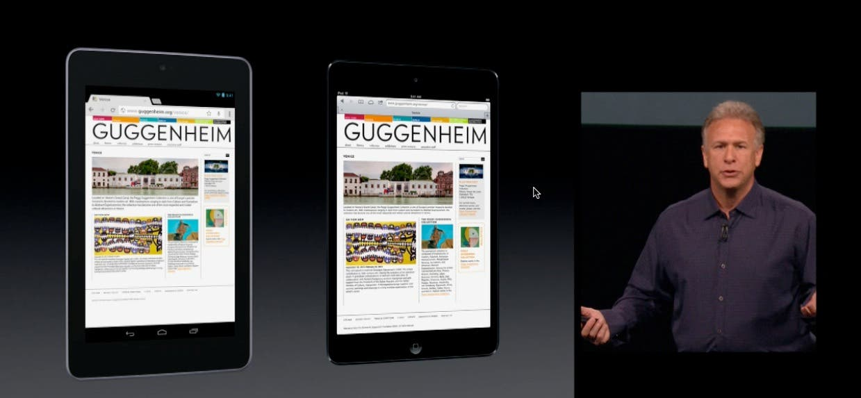 Apple iPad Mini vs Google Nexus 7 – Neutral betrachtet