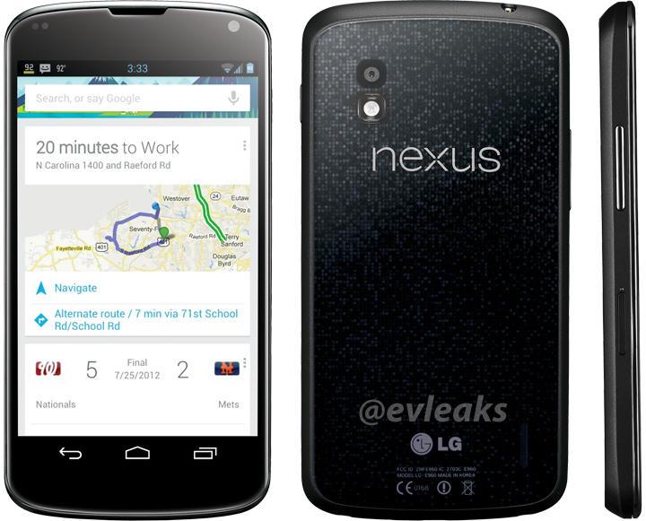 Google Nexus 4 8GB wieder ausverkauft (USA) – Verkauf in Kanada erneut gestartet