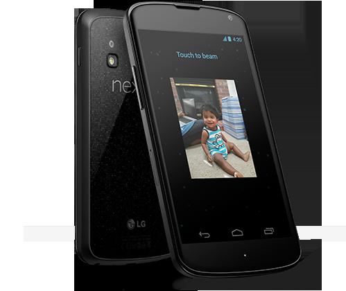 LG Nexus 4: Wird nicht bei der Telekom verkauft