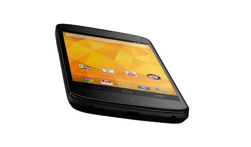 Google I/O: Zeigt Google das Nexus 4 mit 32 GB und LTE?
