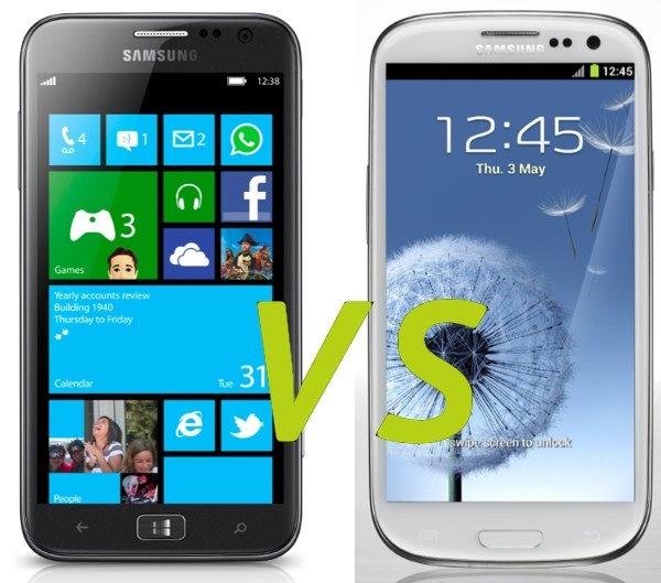 WP8: Samsung ATIV S später, Huawei Ascend W1 in Kürze