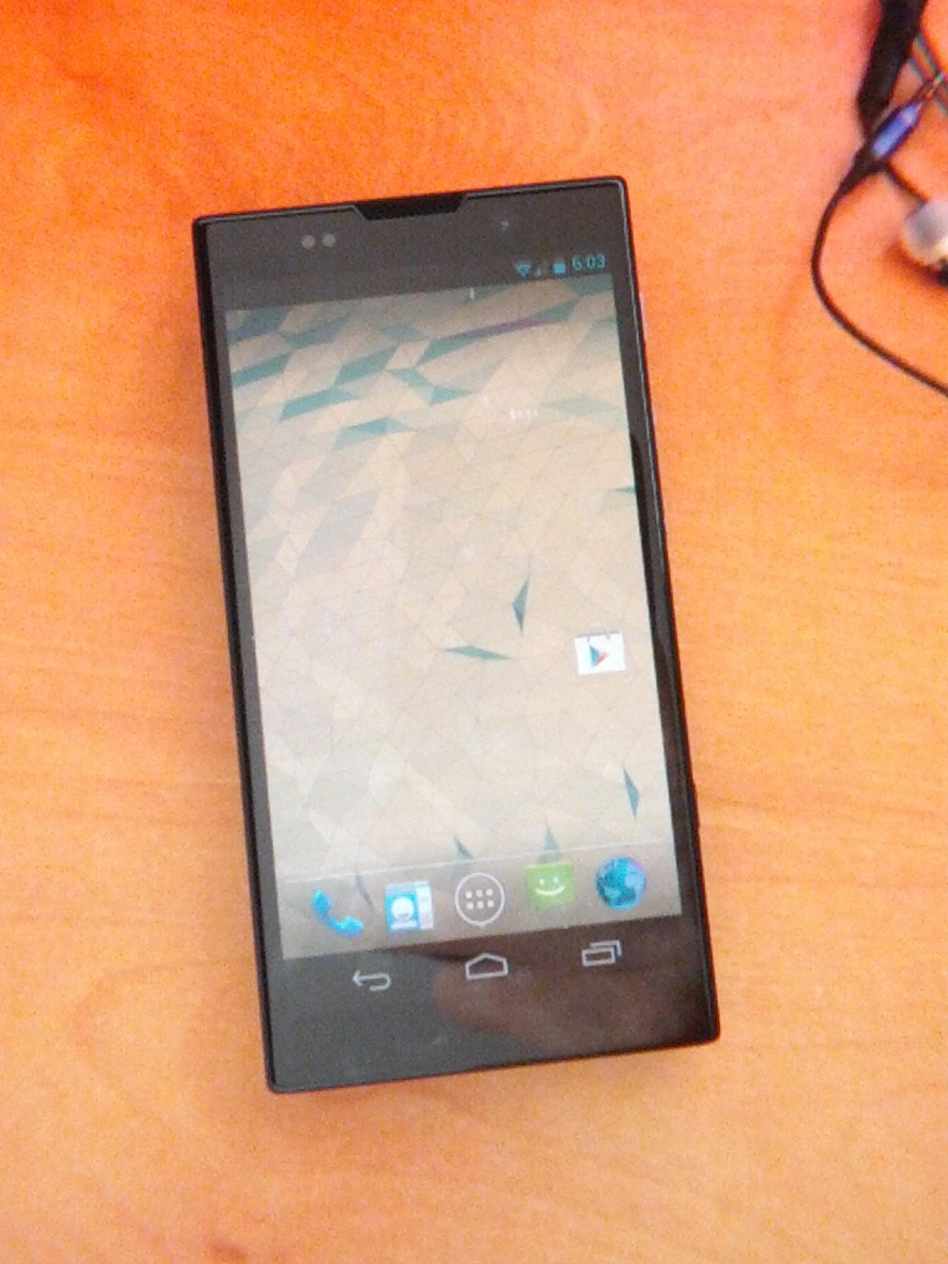 Sony Nexus X: Die Story hinter dem Fake