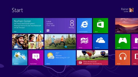 Windows 8: jetzt über 35000 Apps im Windows Store