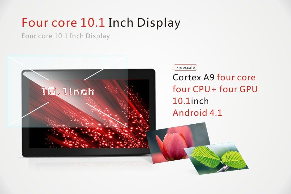 Zenithink bringt C94 – 10.1″ Quad-Core Tablet mit Android 4.1 *Update: Video*