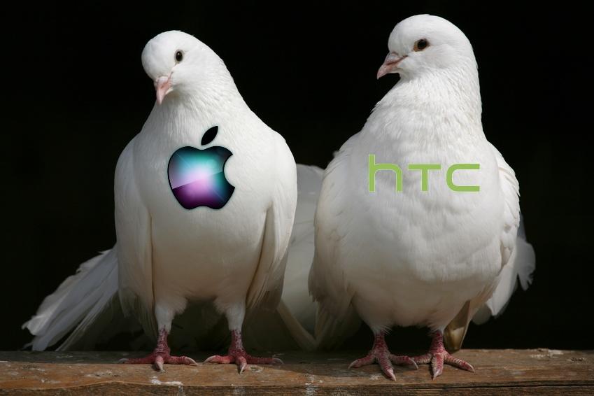 Apple und HTC beenden Patentstreit – Lizenzabkommen ueber 10 Jahre beschlossen