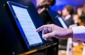 Galaxy Note 10.1 Philharmonie Brüssel 170x110 Samsung Galaxy Note 10.1 statt Papier: Brüsseler Philharmoniker setzen auf Tablets
