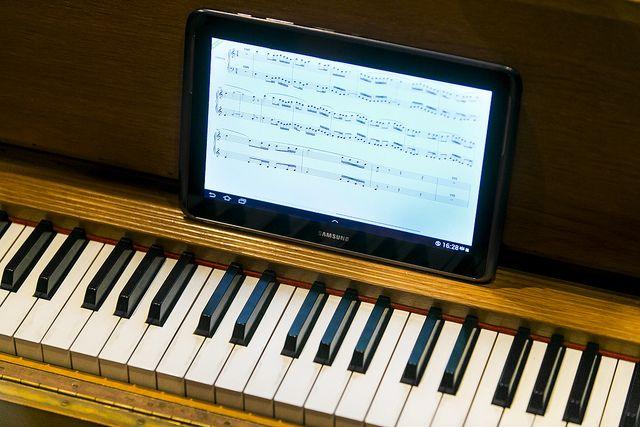 Samsung Galaxy Note 10.1 statt Papier: Brüsseler Philharmoniker setzen auf Tablets