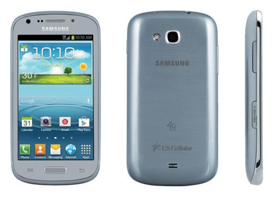 Samsung Galaxy Axiom mit LTE vorgestellt – das bessere S3 Mini?