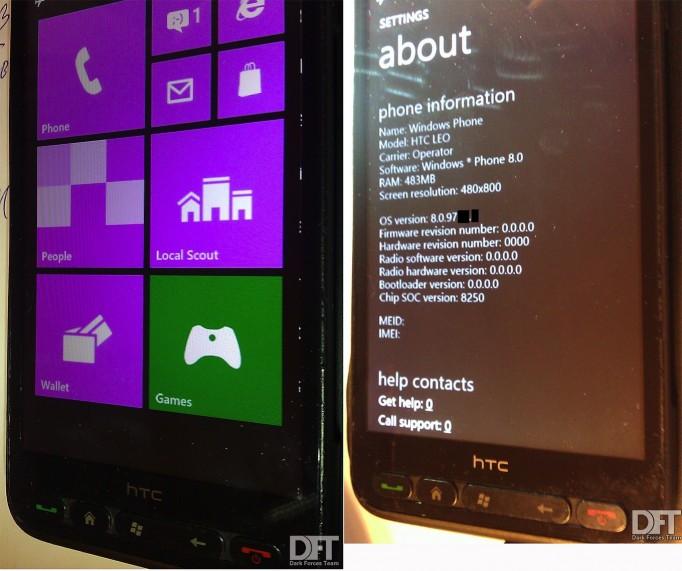 HTC HD2 gehackt – läuft jetzt mit Windows Phone 8