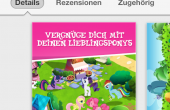 IMG 0524 170x110 My Little Pony   Friendship is Magic   nun als App erhaeltlich